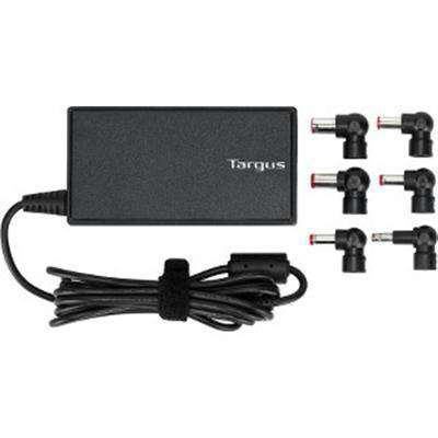 Targus 90W AC Semi-Slim Laptop Charger [Black]