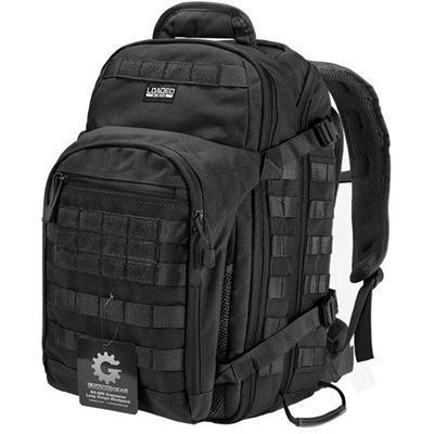 Barska Gx600 Tactical Backpack Blk