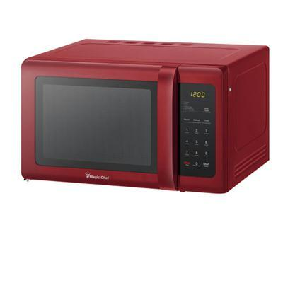 Magic Chef .9cf  Microwave Oven Red