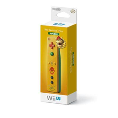 Bowser Edition Wii Remote Plus