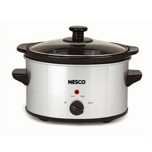 Nesco Slow Cooker 1.5qt Gray