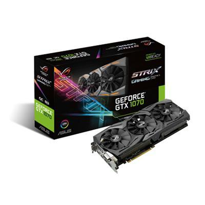 geforce gtx1070 8gb rog strix
