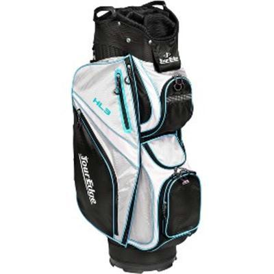Hl3 Cart Bag Ladies Black Silv