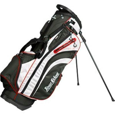 Hl3 Stand Bag Black Silver Red