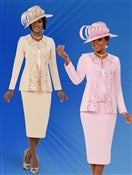 Fifth Sunday 52888 3pc Suit