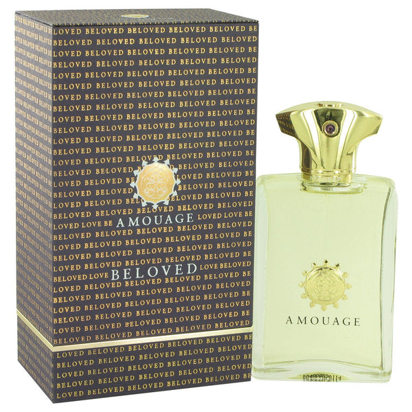 Amouage Beloved by Amouage Eau De Parfum Spray 3.4 oz for Men