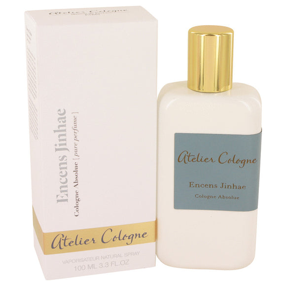 Encens Jinhae by Atelier Cologne Pure Perfume Spray 3.3 oz for Women
