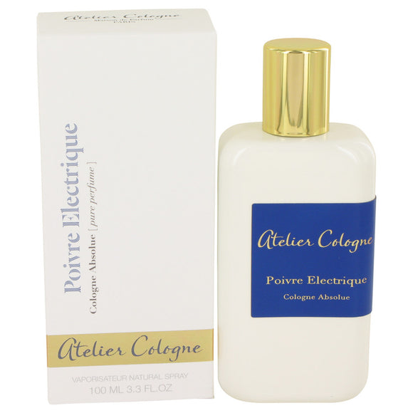 Poivre Electrique by Atelier Cologne Pure Perfume Spray (Unisex) 3.3 oz for Women