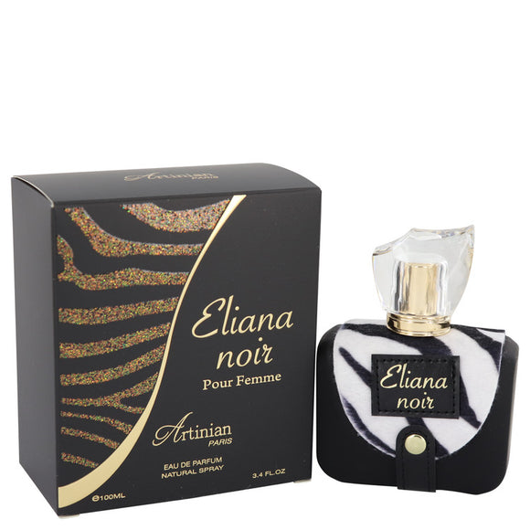 Eliana Noir by Artinian Paris Eau De Parfum Spray 3.4 oz for Women