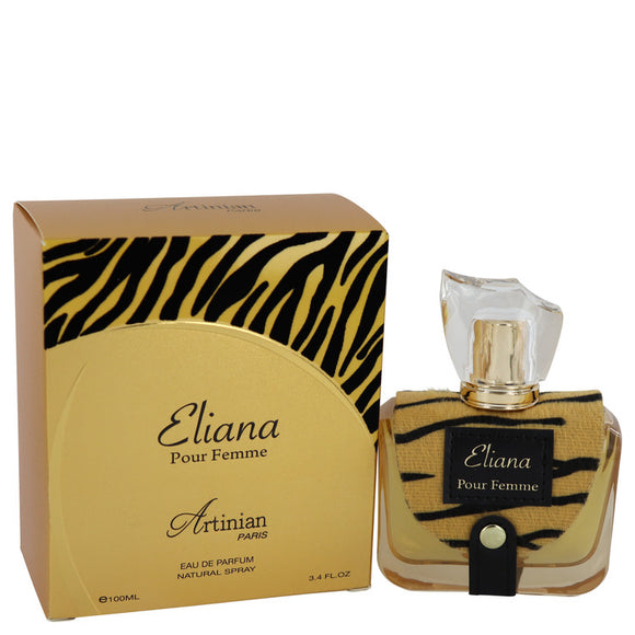 Eliana by Artinian Paris Eau De Parfum Spray 3.4 oz for Women