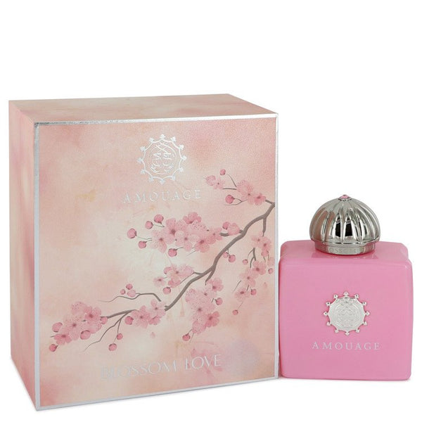 Amouage Blossom Love by Amouage Eau De Parfum Spray 3.4 oz for Women