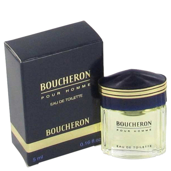 BOUCHERON by Boucheron Mini EDT .15 oz for Men