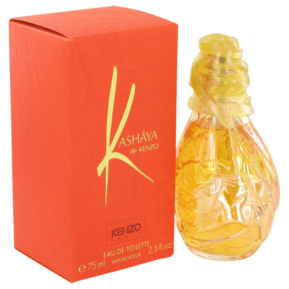 KASHAYA DE KENZO by Kenzo Eau De Toilette Spray 2.5 oz for Women