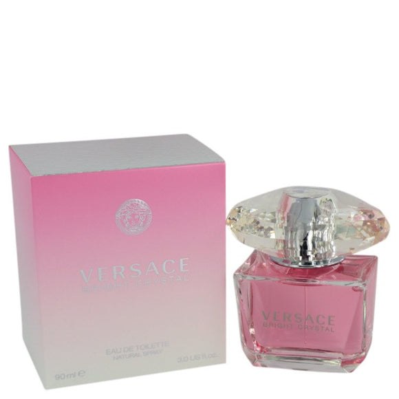 Bright Crystal by Versace Eau De Toilette Spray for Women