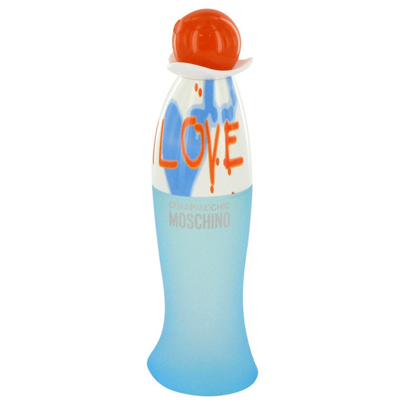 I Love Love by Moschino Eau De Toilette Spray (Tester) 3.4 oz for Women