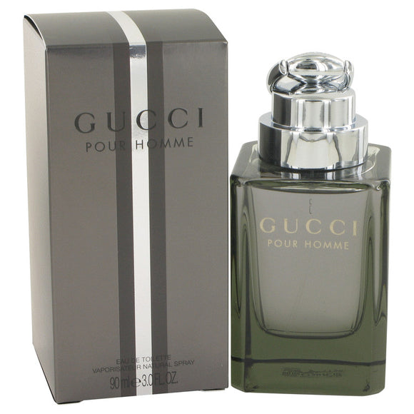 Gucci (New) by Gucci Eau De Toilette Spray for Men