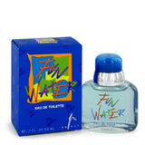 Fun Water by De Ruy Perfumes Eau De Toilette (unisex) 1.7 oz for Women