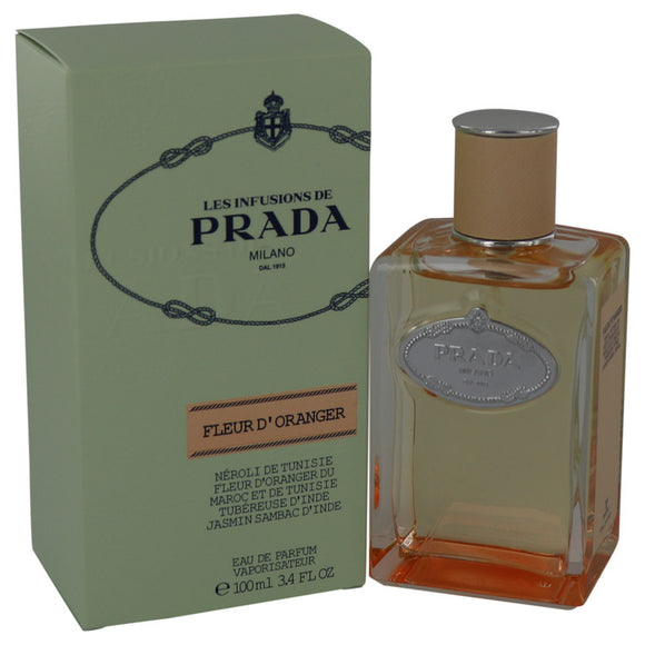 Prada Infusion De Fleur D'oranger by Prada Eau De Parfum Spray for Women