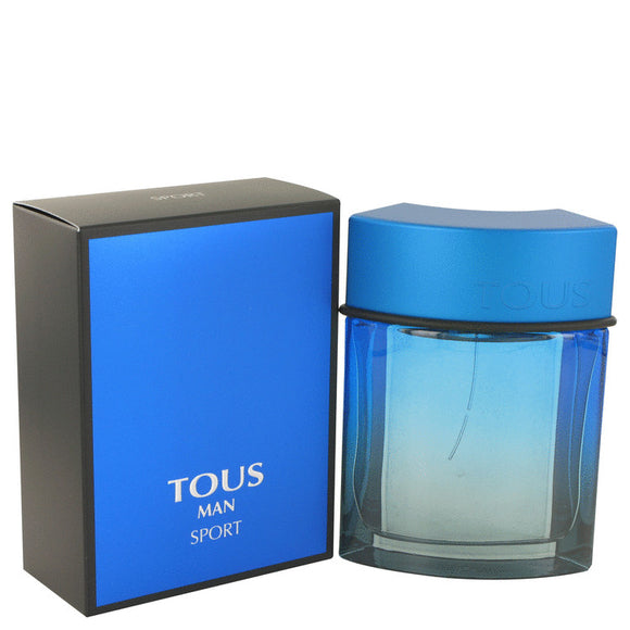 Tous Man Sport by Tous Eau De Toilette Spray for Men