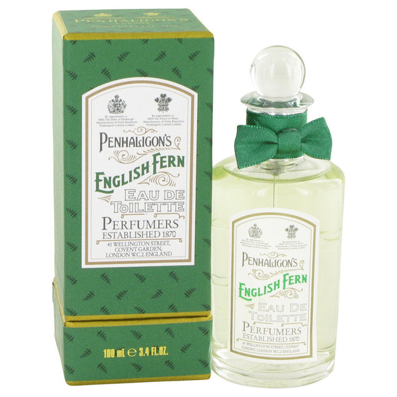 English Fern by Penhaligon's Eau De Toilette Spray (Unisex) 3.4 oz for Men
