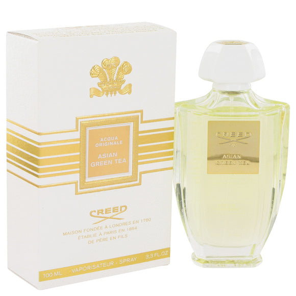 Asian Green Tea by Creed Eau De Parfum Spray 3.3 oz for Women