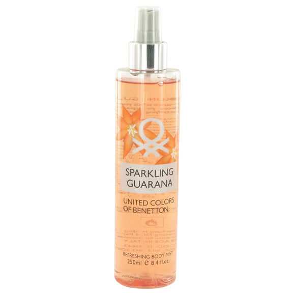 Benetton Sparkling Guarana by Benetton Refreshing Body Mist 8.4 oz for Women