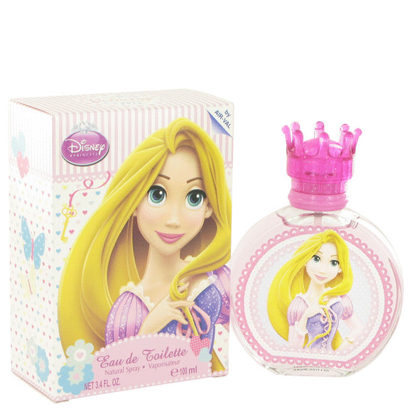 Disney Tangled Rapunzel by Disney Eau De Toilette Spray 3.4 oz for Women