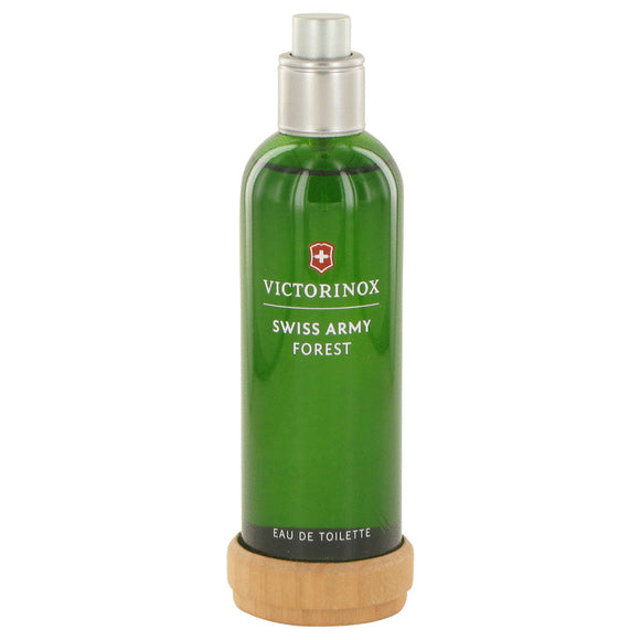 Swiss Army Forest by Victorinox Eau De Toilette Spray (Tester) 3.4 oz for Men