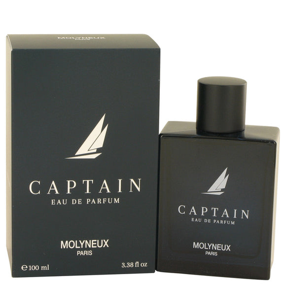 Captain by Molyneux Eau De Parfum Spray 3.4 oz for Men