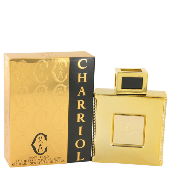 Charriol Royal Gold by Charriol Eau De Parfum Spray 3.4 oz for Men