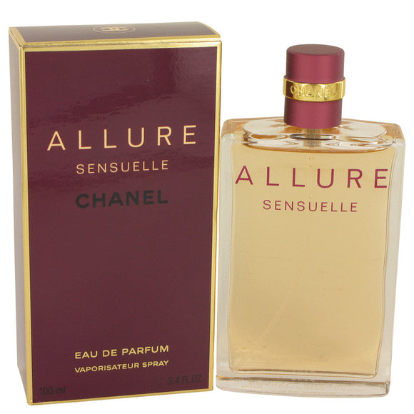 Allure Sensuelle by Chanel Eau De Parfum Spray 3.4 oz for Women