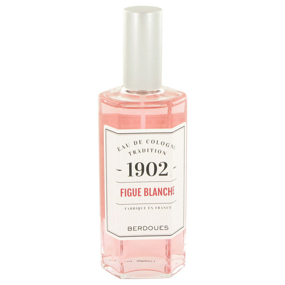 1902 Figue Blanche by Berdoues Eau De Cologne Spray (Unisex) 4.2 oz for Women