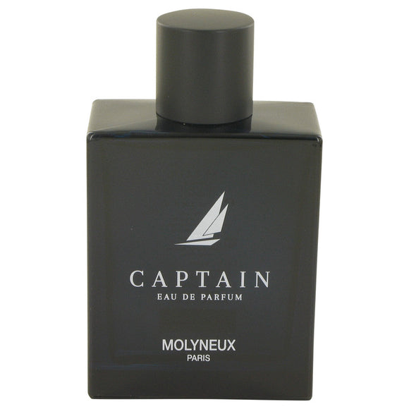 Captain by Molyneux Eau De Parfum Spray (Tester) 3.4 oz for Men