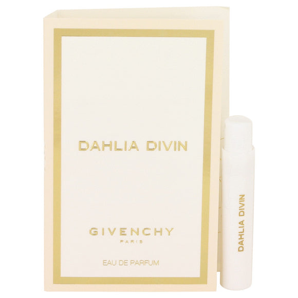 Dahlia Divin by Givenchy Vial (sample EDP) .03 oz for Women