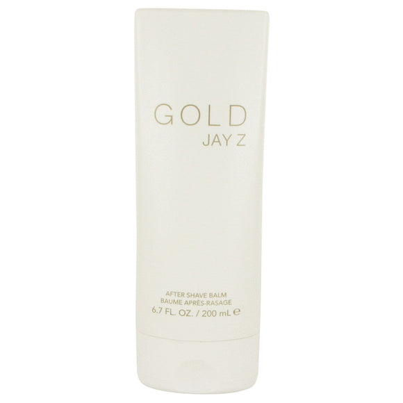 Gold Jay Z by Jay-Z After Shave Balm 6.7 oz for Men