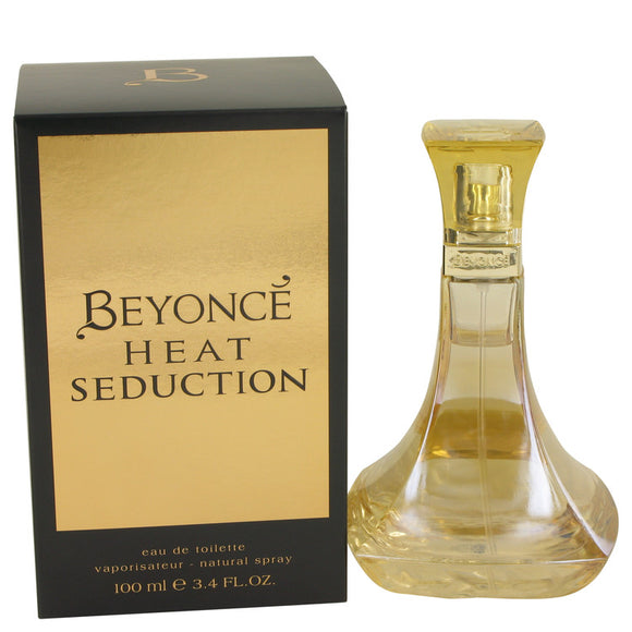 Beyonce Heat Seduction by Beyonce Eau De Toilette Spray 3.4 oz for Women