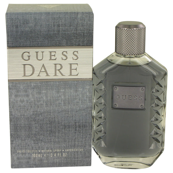 Guess Dare by Guess Eau De Toilette Spray 3.4 oz for Men