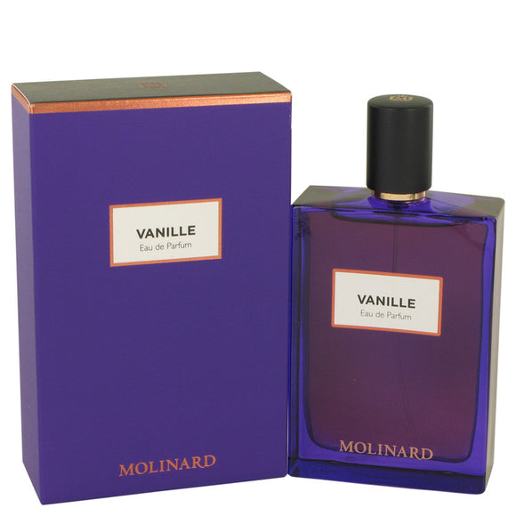 Molinard Vanille by Molinard Eau De Parfum Spray 2.5 oz for Women
