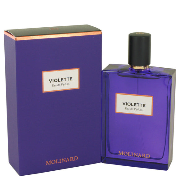 Molinard Violette by Molinard Eau De Parfum Spray 2.5 oz for Women