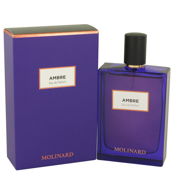 Molinard Ambre by Molinard Eau De Parfum Spray 2.5 oz for Women