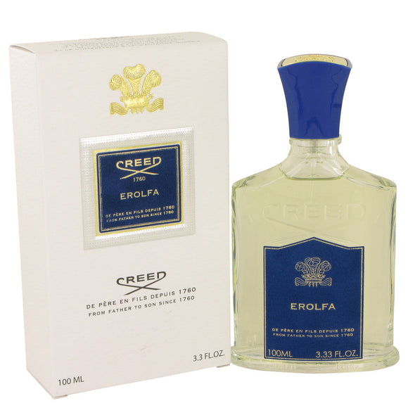 EROLFA by Creed Eau De Parfum Spray 3.4 oz for Men
