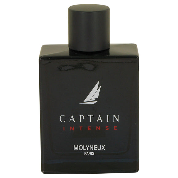 Captain Intense by Molyneux Eau De Parfum Spray (Tester) 3.38 oz for Men