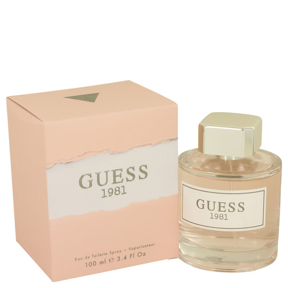 Guess 1981 by Guess Eau De Toilette Spray for Women