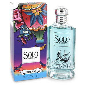 Solo Dream Eau De Toilette Spray By Luciano Soprani