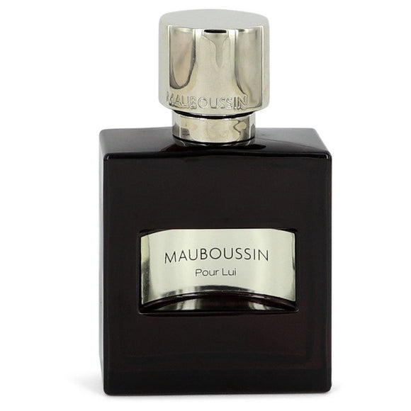 Mauboussin Pour Lui by Mauboussin Eau De Parfum Spray (unboxed) 1.7 oz  for Men