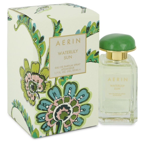 Aerin Waterlily Sun by Aerin Eau De Parfum Spray 1.7 oz for Women