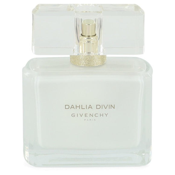 Dahlia Divin Eau Initiale by Givenchy Eau De Toilette Spray (unboxed) 2.5 oz  for Women