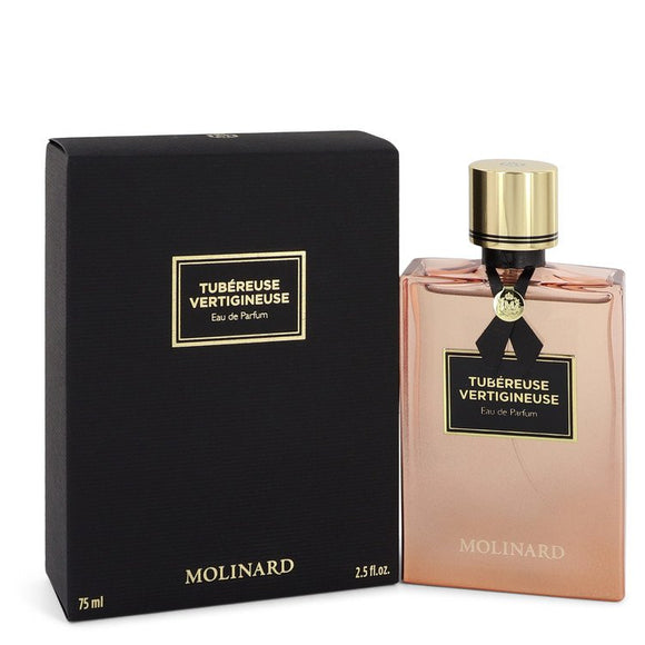 Molinard Tubereuse Vertigineuse by Molinard Eau De Parfum Spray 2.5 oz for Women