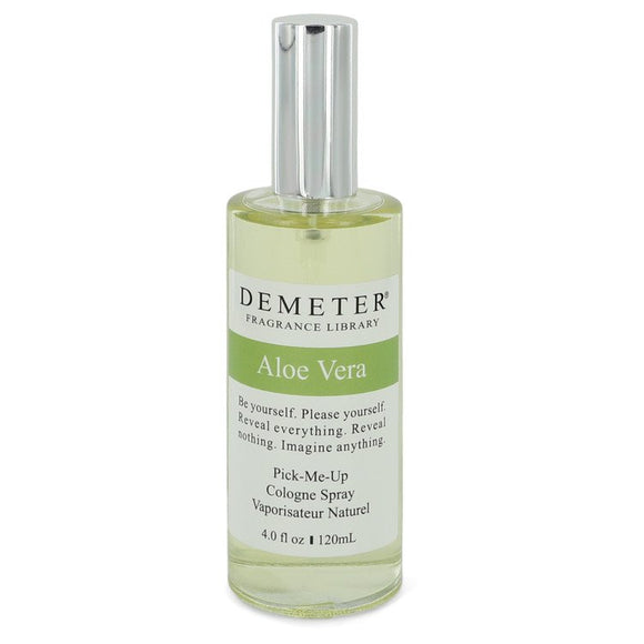 Demeter Aloe Vera by Demeter Cologne Spray (unboxed) 4 oz  for Women