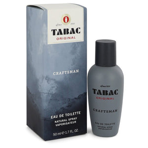 Tabac Original Craftsman by Maurer & Wirtz Eau De Toilette Spray for Men
